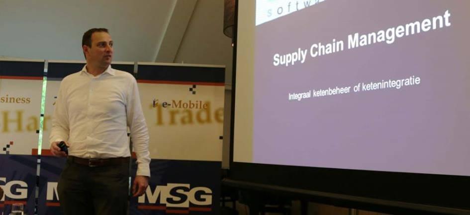 MSG Informatie Bijeenkomst, Martin Overduin