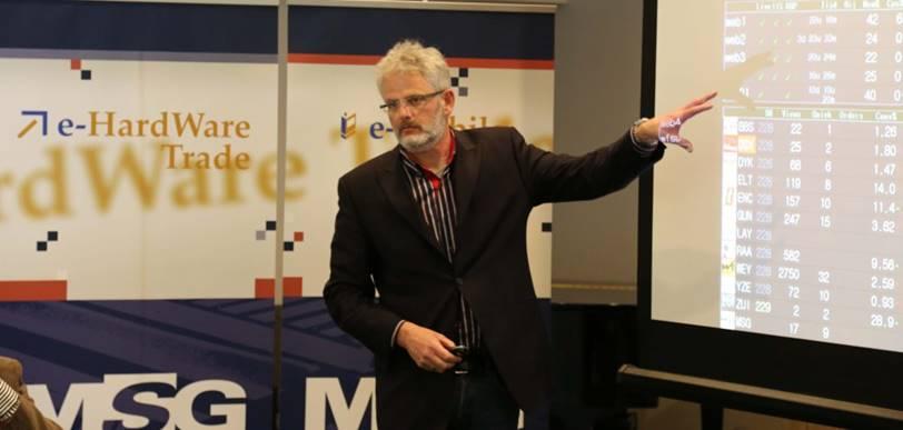 MSG Informatie Bijeenkomst, Rick van Dongen