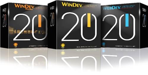 Windev Webdev Mobile 20