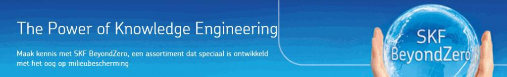SKF the power of knowledge engineering