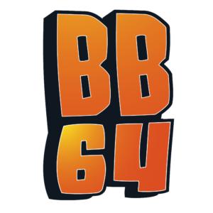 BB64 vierkant wit